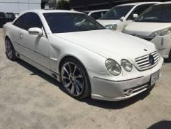 Mercedes-Benz CL-Class. CL600, M137970
