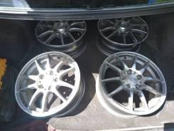 Sakura Wheels. 5.5x14, 5x100.00, ET38, ЦО 57,0мм.