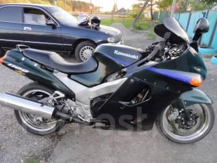 Kawasaki ZZR 1100 Ninja. 1 100 куб. см., исправен, птс, с пробегом
