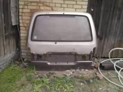 Дверь багажника. Toyota Hiace, LH105 Двигатель 3L