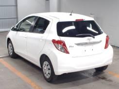 Toyota Vitz. автомат, передний, бензин, б/п, нет птс. Под заказ