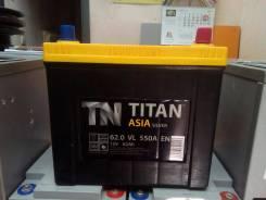 Titan. 62 А.ч.