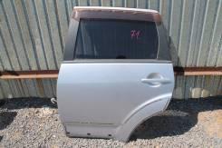 Дверь боковая. Mitsubishi Outlander, CW5W