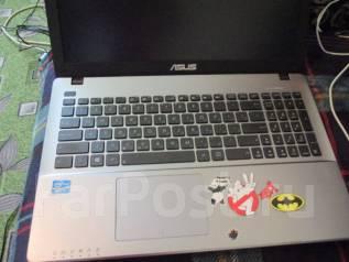 "Asus X550CC. 15.6"", 1 800,0ГГц, ОЗУ 4096 Мб, диск 320 Гб, WiFi, Bluetooth, аккумулятор на 3 ч."