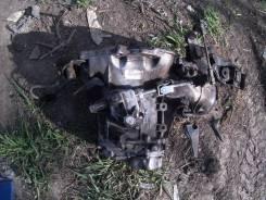 Коробка переключения передач. Chevrolet Lanos