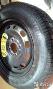 Запасное колесо на Ford Fusion (Fiesta). 4x108.00 ET47.5 ЦО 63,3мм.