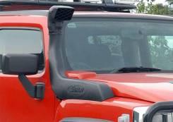 Шноркель. Toyota Land Cruiser Двигатели: 1VDFTV, 2UZFE