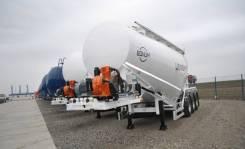 Bonum. Новый полуприцеп цементовоз 34 m3, 39 000 кг.