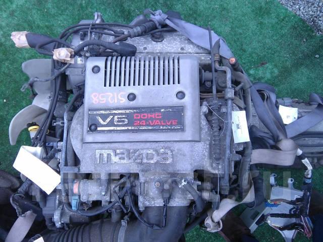Двигатель MAZDA EFINI MS-9, HD5S, J5DE; S1258, 67000km