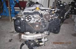 Двигатель в сборе. Subaru Legacy, BL5, BP5 Subaru Forester, SG5, SH5 Двигатель EJ204