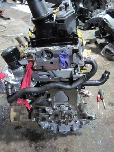 Двигатель 2.0D CFC CFCA CFCB на Volkswagen