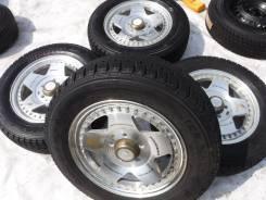 (Комплект 1937) GoodYear IceNavi Zea II 195/65R15 + диски Lodio Drive. 5.5x15 5x114.30 ET40 ЦО 87,0мм.