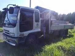 Isuzu Forward. Продается грузовик Isuzu forward c манипулятором, 7 166 куб. см., 5 000 кг.