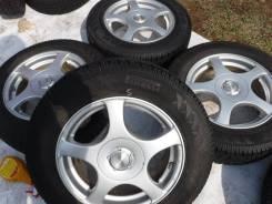 (Комплект 1900) Pirelli Winter 195/65R15 + диски Millous. 6.5x15 4x114.30, 5x114.30 ET53 ЦО 73,0мм.