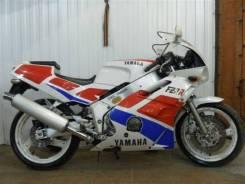 Yamaha FZR 400. 400 куб. см., исправен, птс, без пробега