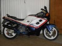 Honda CBR 750 Hurricane. 750 куб. см., исправен, птс, без пробега