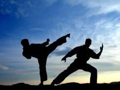 Занятия по каратэ