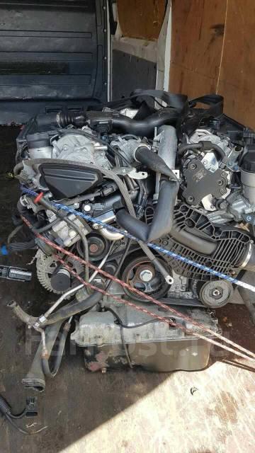 Двигатель Мерседес G-class 2010 г 642.970 (642970) 3,5л CDI турбо-диз