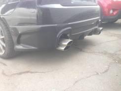 Бампер. Acura TSX