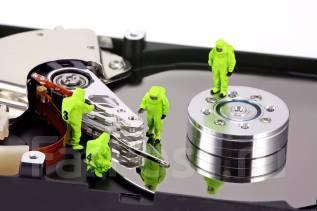Ремонт жёстких дисков. Восстановление данных, Диагностика Бесплатно
