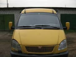 ГАЗ 322132. Автобус, 2 464 куб. см., 15 мест