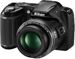 Nikon Coolpix L810. зум: 14х и более