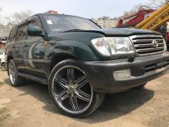 Разбор Land Cruiser 80, 100, Lexus lx570