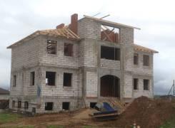 Строительство домов кирпич. блок. монолитные.