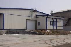 Сдадим теплые и отапливаемые складские помещения в Артеме. 1 000 кв.м., улица Фрунзе 21, р-н Центр. Вид из окна