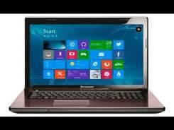 "Lenovo G770. 17.3"", 2,1ГГц, диск 320 Гб, WiFi, Bluetooth, аккумулятор на 2 ч."