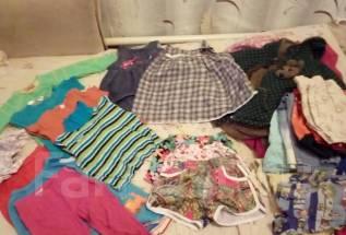 Продам большой пакет вещей на девочку 2-3 годика. Рост: 86-98, 98-104 см
