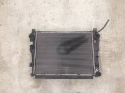 Радиатор охлаждения двигателя. Mercedes-Benz S-Class, W220