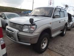 Комплект увеличения клиренса. Toyota Land Cruiser Prado, VZJ90, VZJ95