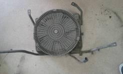 Вентилятор охлаждения радиатора. Nissan Serena, KVNC23 Двигатель CD20ET