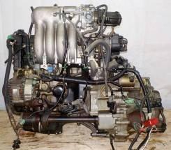 Двигатель в сборе. Honda Stepwgn, RF1 Двигатель B20B