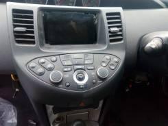 Блок управления климат-контролем. Nissan Primera, WTP12 Двигатель QR20DE