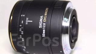 Продам объектив sigma 50 F2.8 Sony A. Для Sony A