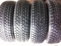 Dunlop Grandtrek SJ5. Зимние, без шипов, 2002 год, износ: 50%, 4 шт