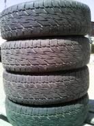 Bridgestone Dueler A/T. Летние, 2012 год, износ: 20%, 4 шт