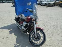 Yamaha XVS 650. 650 куб. см., исправен, птс, без пробега