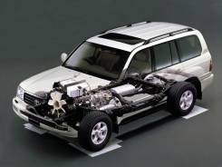 Toyota Land Cruiser. J100