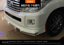 Губа. Toyota Land Cruiser, VDJ200, J200, URJ202, GRJ79K, GRJ76K, URJ202W Двигатели: 1VDFTV, 3URFE, 1URFE, 1GRFE