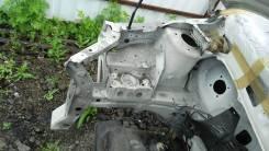 Лонжерон. Nissan Tiida, C11, C11X Двигатель HR15DE