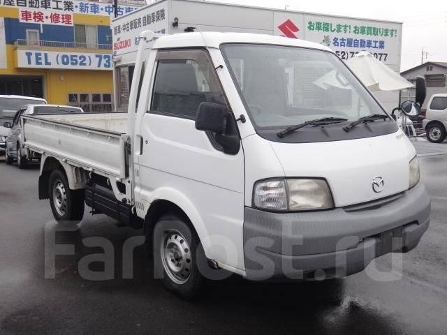 Mazda Bongo. бортовой 4вд, бензиновый F8, рама SK82L, 1 800куб. см., 1 000кг. Под заказ
