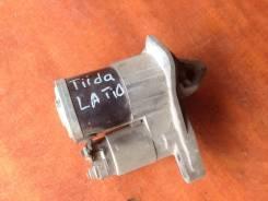 Стартер. Nissan Tiida, C11X, C11 Двигатель HR15DE