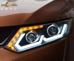 Фары (Тюнинг Комплект) Nissan X-Trail (T32) 2013-2016.