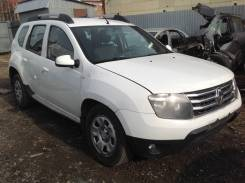 Renault Duster. HSM, F4R