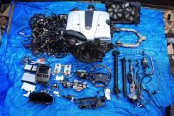 Супер мега лухари свап-кит 3UZ-FE celsior restyle. Toyota Celsior, UCF30 Двигатель 3UZFE