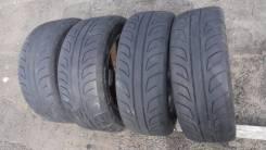 Bridgestone Potenza RE-01R. Летние, 2006 год, износ: 20%, 4 шт