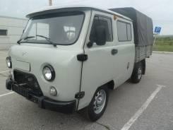 УАЗ 390945. Продается грузовой УАЗ-390945, 2 700 куб. см., 1 150 кг.